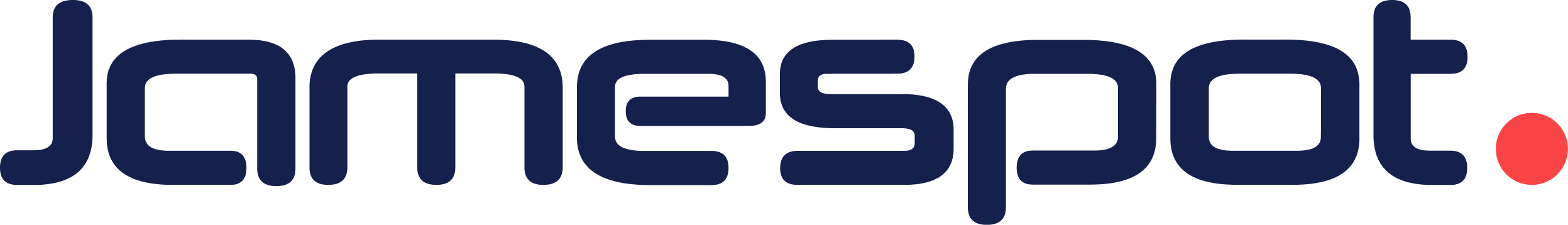 Jamespot logo
